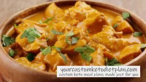 How to Thicken Butter Chicken Get your custom keto plan keto diet plan for beginners Keto Butter Chicken
