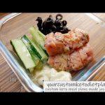 Keto Smoked Salmon Salad Recipe