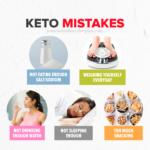5 common keto mistakes