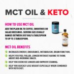 MCT OIL and KETO Bulletproof coffee